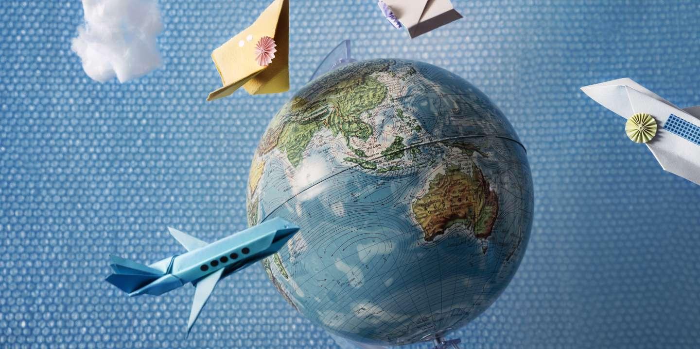 L'avion, plaisir coupable de l'écolo voyageur
