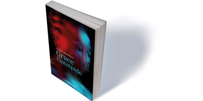«Grace l'intrépide», de Karine Miermont, Gallimard, 160 p., 16€.