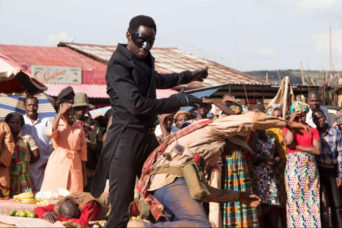 Thomas Ngijol dans«Black Snake».