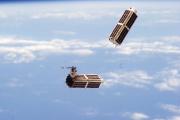 Des appareils de Planet Labs, la société lancée en 2010 par des anciens de la NASA.