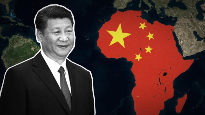 La Chine et l'Afrique, des partenaires privilégiés.