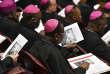 Réunion au Vatican de responsables de l'Eglise catholique pour tenter de sortir celle-ci du scandale de la pédophilie, le 21 février.