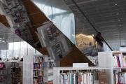 La librairie multimédia de Caen, inaugurée en 2017.