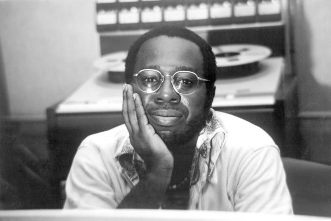 Curtis Mayfield, janvier 1970.