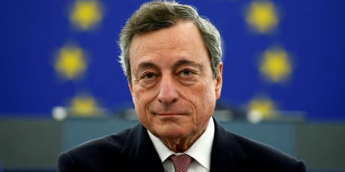 Mario Draghi : « L'Europe, la souveraineté et la mondialisation »