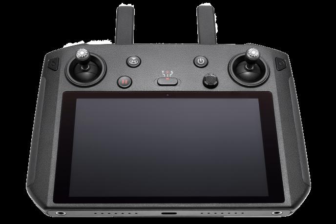 Le Smart Controller présente un écran de 5,5 pouces de diagonale.