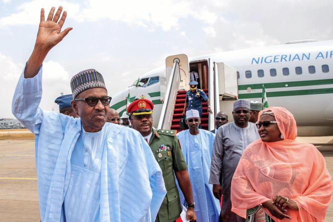 Muhammadu Buhari, officiellement réélu.