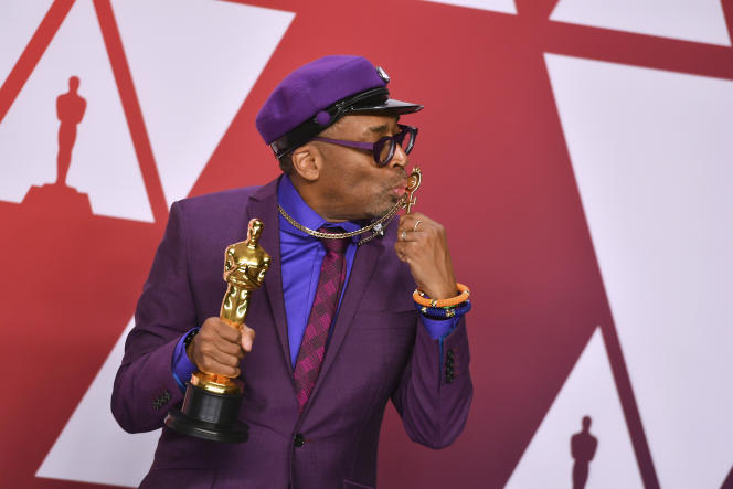 Le réalisateur Spike Lee est revenu sur l'histoire de sa famille, sur l'esclavage et a appellé à la mobilisation pour 2020.