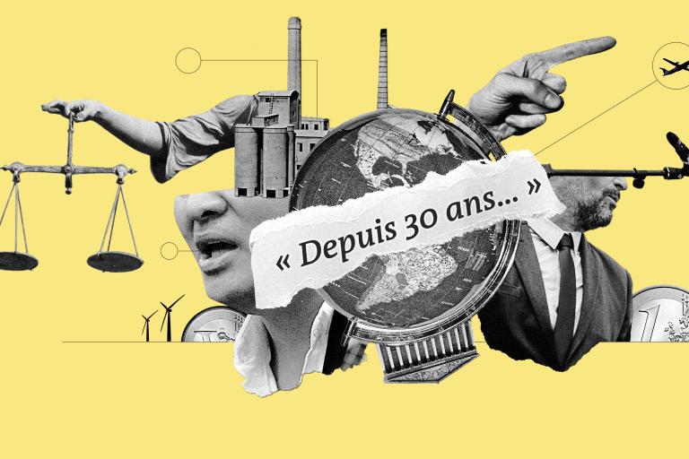 Pourquoi les politiques sont obsédés par la France d'« il y a trente ans »