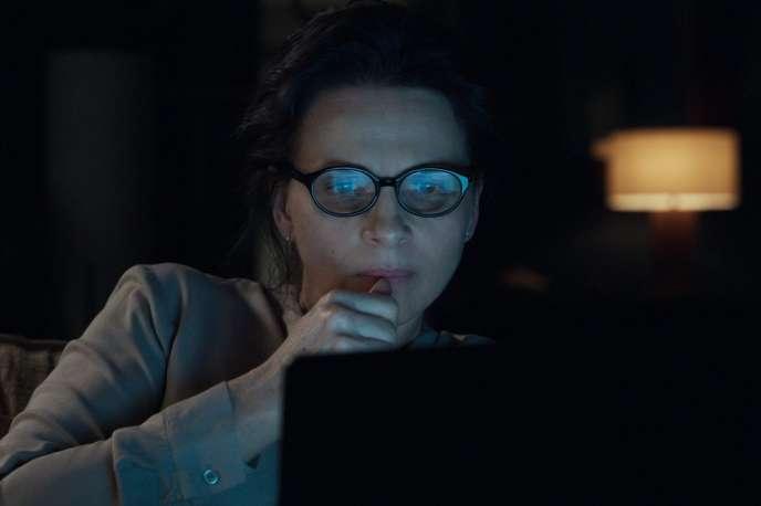 Juliette Binoche dans« Celle que vous croyez», de Safy Nebbou.