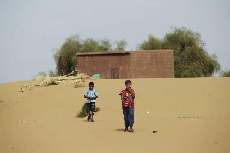 A Moghtar-Lajjar, en Mauritanie, en mai 2012.
