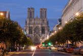 Proche de Paris, Reims attire les investisseurs