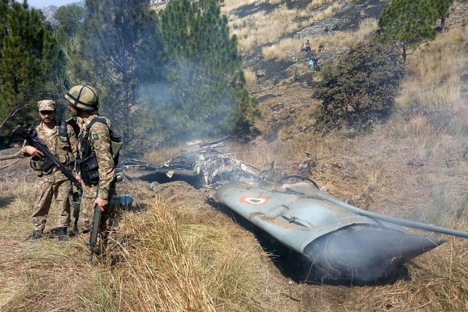 Le Pakistan affirme avoir abattu deux avions indiens, le 27 février. Une version contredite par New Delhi.