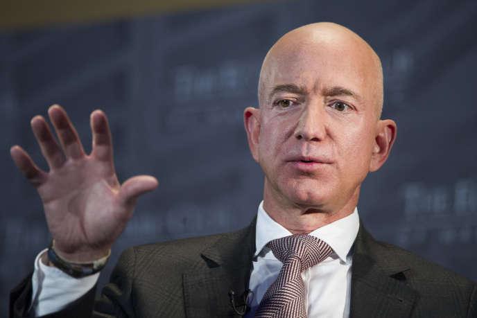 Après la publication de ses textos, Jeff Bezos avait lancé une enquête pour découvrir l'origine des fuites.