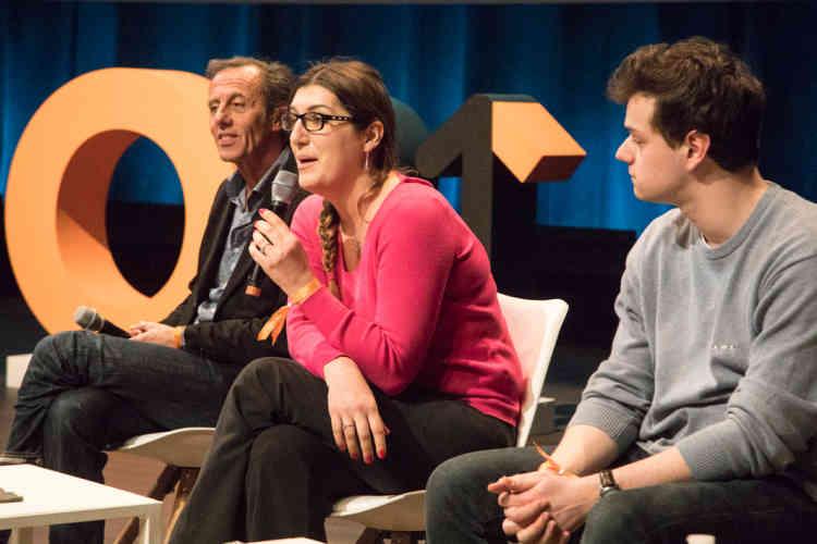 Jessica Flahaut, chargée de recherche au CRPG-CNRS, spécialiste de Mars et de la Lune,a réalisé son rêve d'enfant, malgré les réticences de certains de ses professeurs.