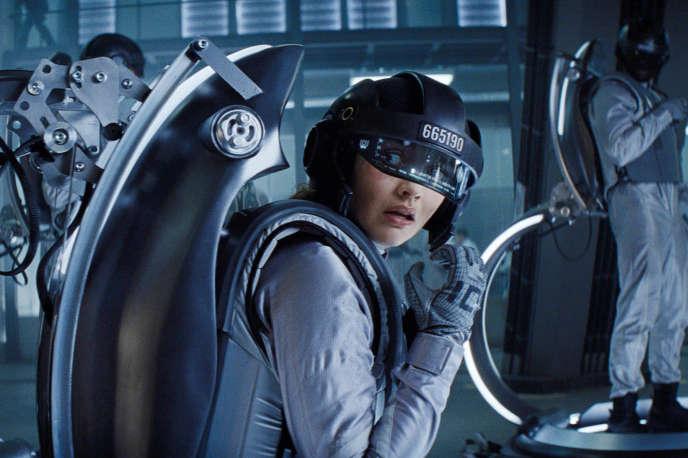 Olivia Cooke interprèteSamantha alias Art3mis.