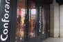 Un magasin Conforama à Paris, endécembre2017.