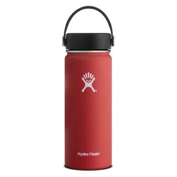 Des recharges faciles à emporter La Hydro Flask à large goulot (53cl)