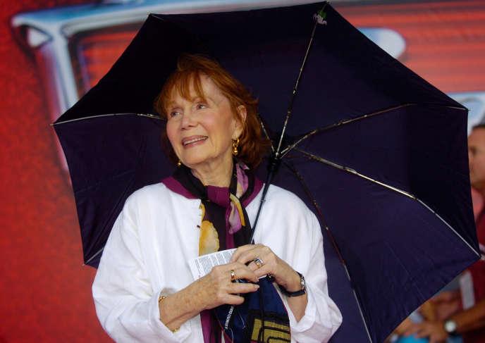 La comédienneKatherine Helmond, en mai2006.