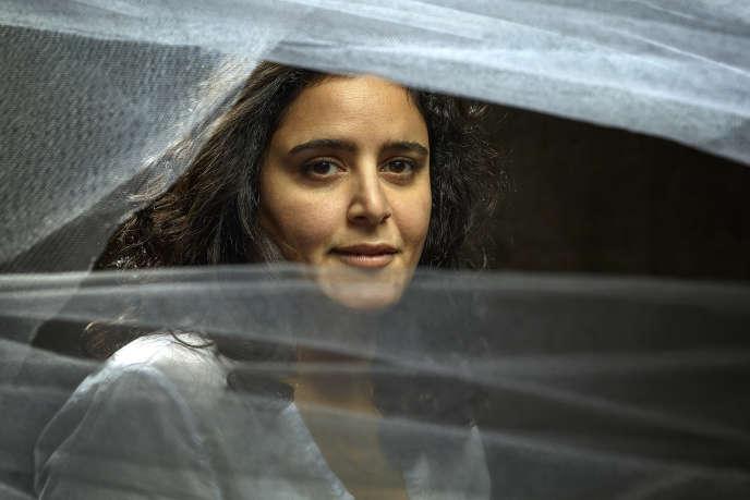 La flûtiste franco-syrienne Naïssam Jalal.
