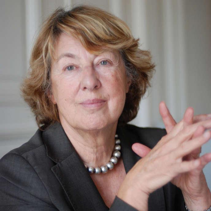 Pierrette Fleutiaux, en 2013.