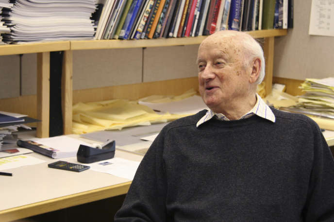 L'architecte Kevin Roche en mai 2009.