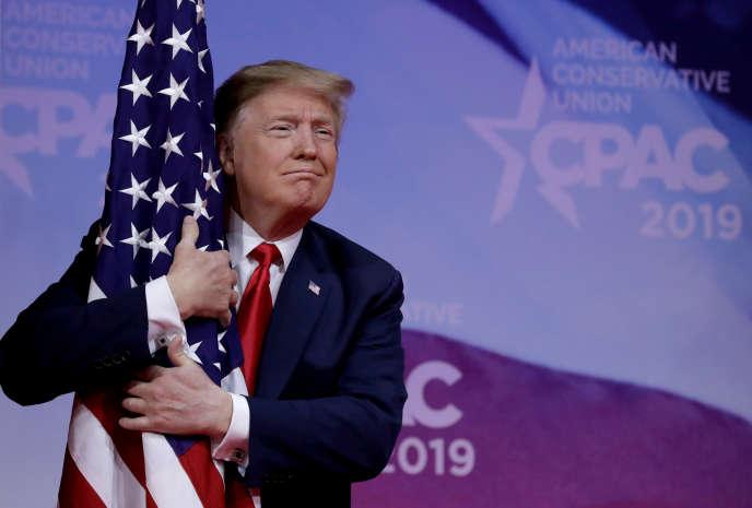 Donald Trump, le 2 mars 2019.