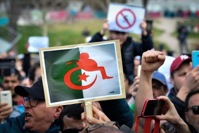 Manifestation à Marseille, le 3 mars.