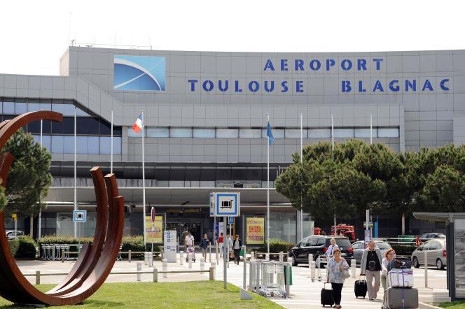 L'aéroport Toulouse-Blagnac, en mai 2015.