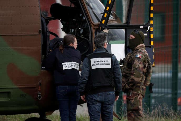 Michaël Chiolo, détenu radicalisé, a agressé, avec sa compagne, deux surveillants dans la prison de Condé-sur-Sarthe, le 5mars.