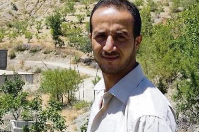 Le blogueur algérienMerzoug Touati.