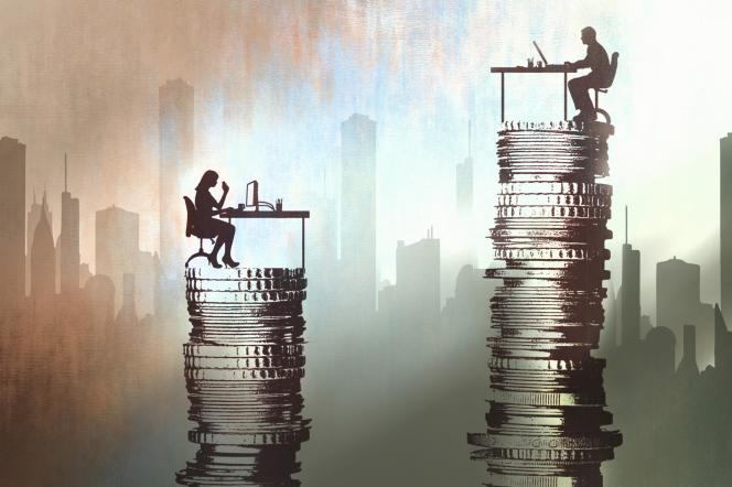 «L'objectif est de réduire à zéro l'écart salarial qui demeure à 9% entre les femmes et les hommes pour un même travail.»