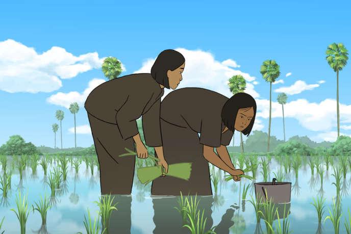 « Funan», film d'animation cambodgien et français de Denis Do.