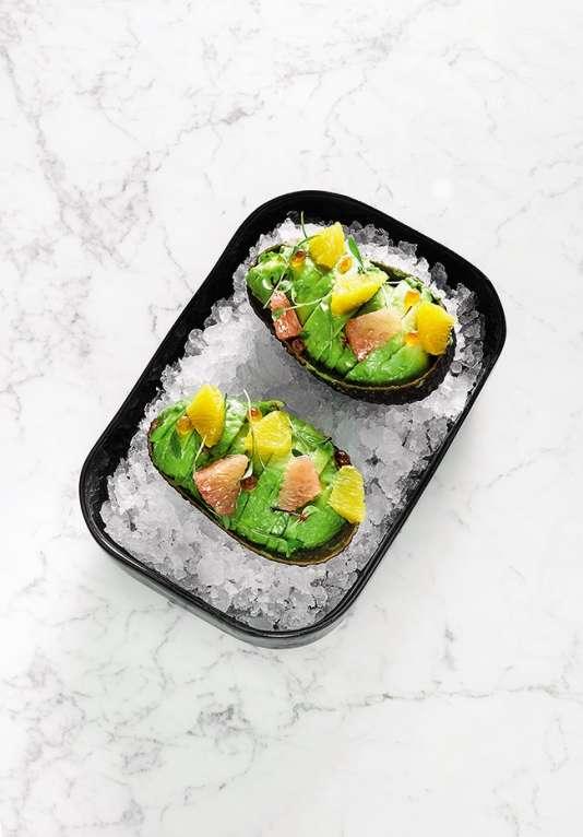 Le «Jaffa avocado».