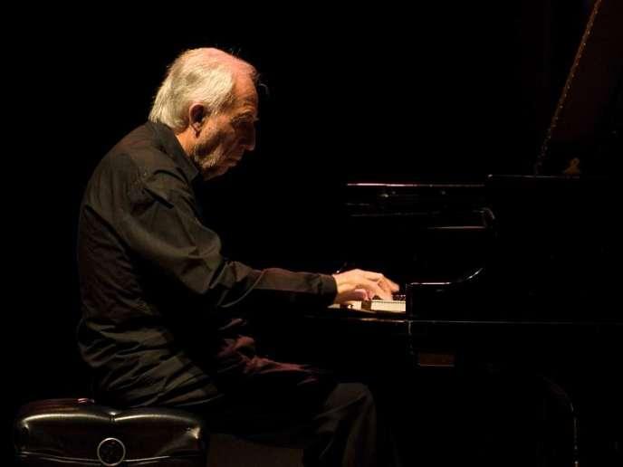 Jacques Loussier, en 2008.