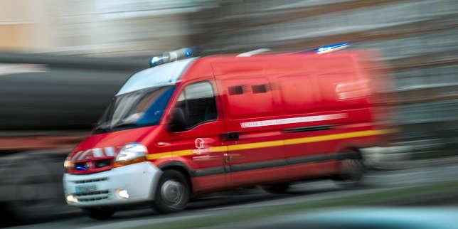 Important incendie dans une pépinière d'entreprises à Villeurbanne