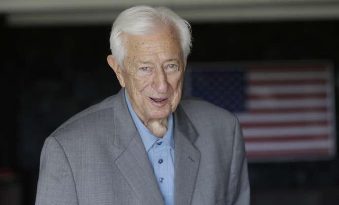 Le républicain Ralph Hall, ici en2014, est mort le 7mars chez lui au Texas. Il avait 95ans.