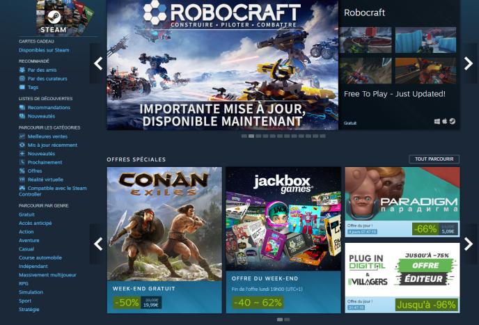 « Rape Day » : comment un jeu vidéo de viol a pu se retrouver sur la plate-forme Steam