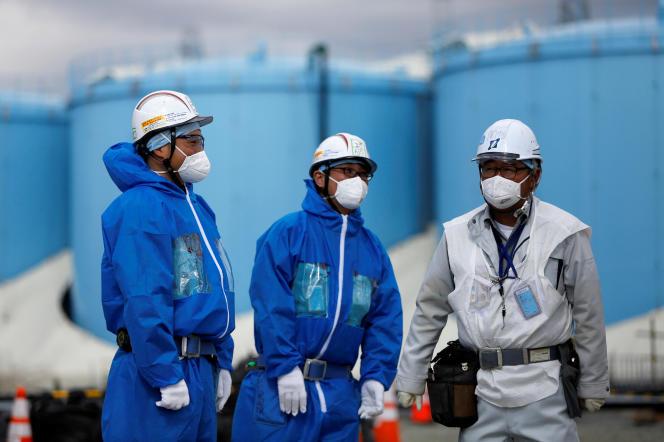 Le risque de voir de l'eau radioactive déversée dans l'océan provoque de grandes inquiétudes chez les habitants.