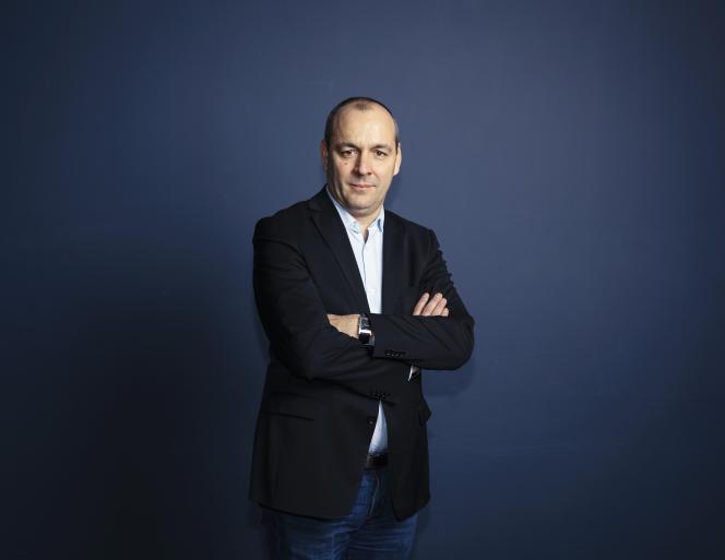 Laurent Berger, secrétaire général de la CFDT, à Paris, le 28 février.