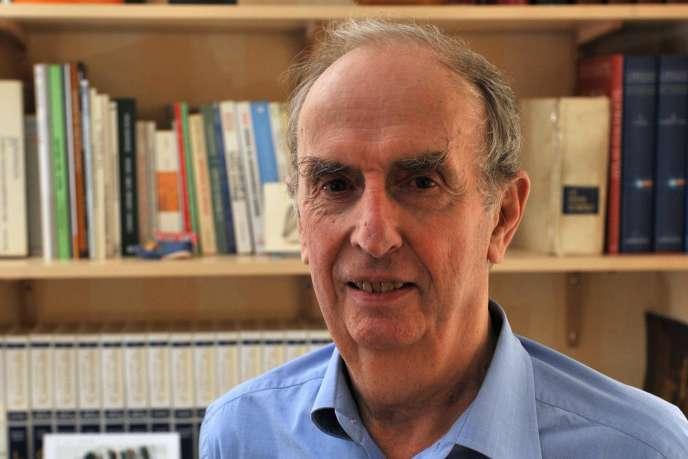 Armand Frémont, en 2010.