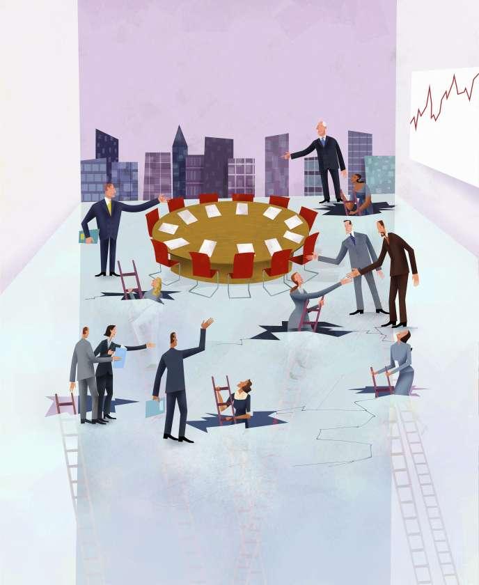 «Un quart des soixante plus grandes entreprises françaises n'ont même aucune femme dans leurs comités exécutifs.»