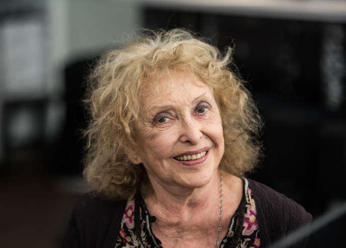 Carolee Schneemann, en 2017.