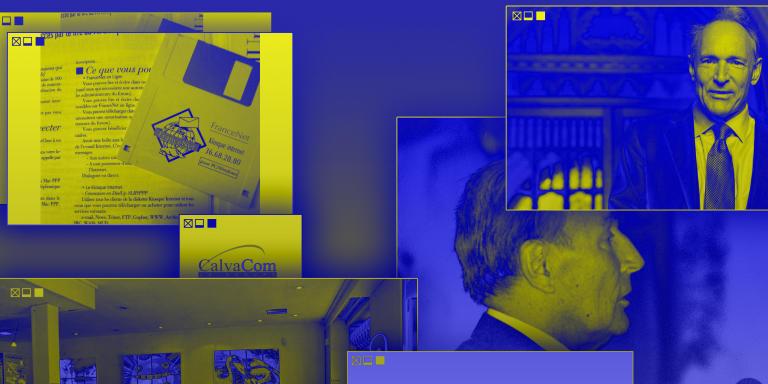 pixels débuts internet web tim berners lee