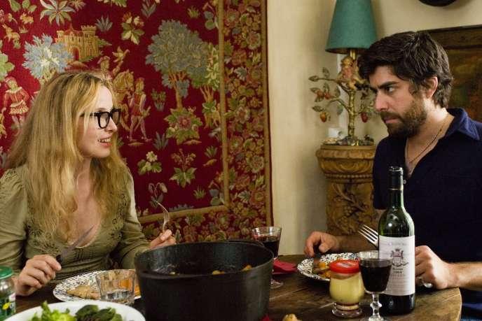 Julie Delpy et Adam Goldberg dans le film« 2 Days in Paris».