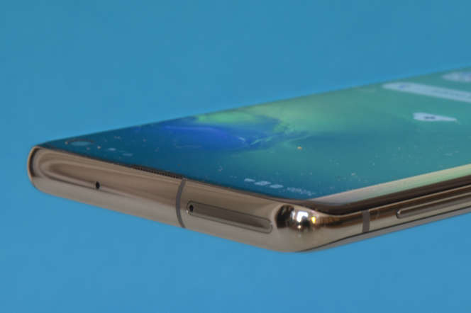 Test Samsung Galaxy S10.