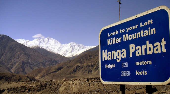 Le Nanga Parbat , la« montagne tueuse».