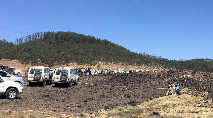 Aucun survivant - Accident du vol Ethiopian Airlines n° ET 302