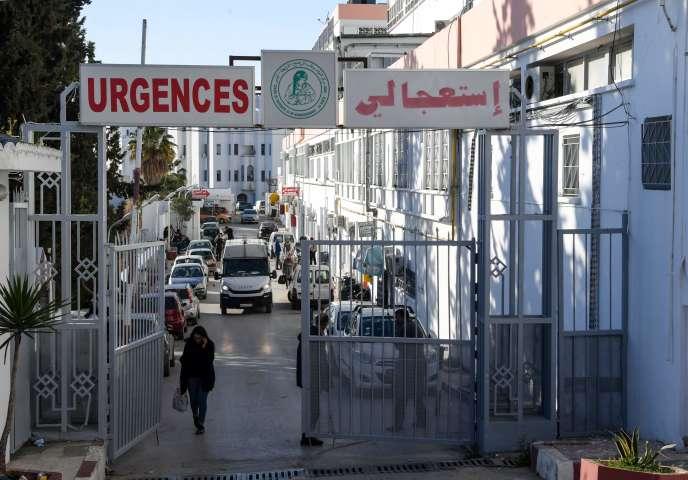 Les onze nouveau-nés morts étaient internés à la maternité de la Rabta, qui fait partie d'un important complexe hospitalier de la capitale.