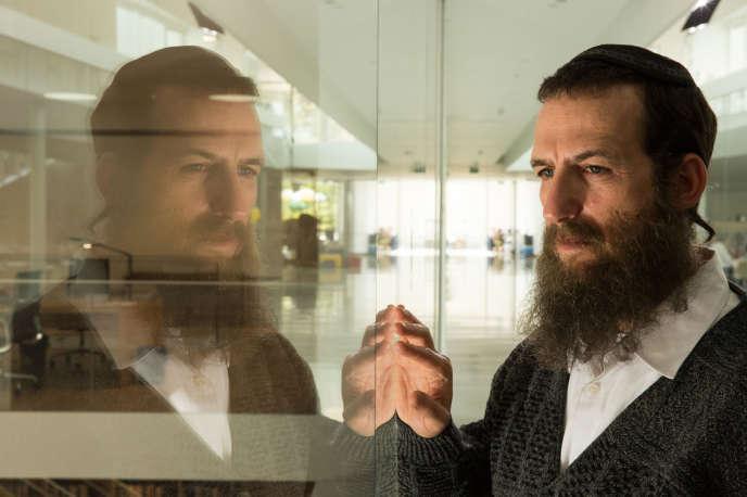 Ori Pfeffer dans« Les Témoins de Lendsdorf», film israélien d'Amichai Greenberg.